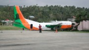 Zest Air Crash in Caticlan