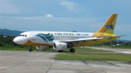 Airbus A319 Cebu Pacific