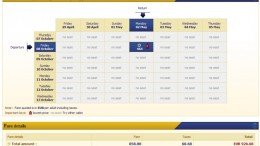Frankfurt Manila mit Saui Arabian Airlines für 464,- Euro