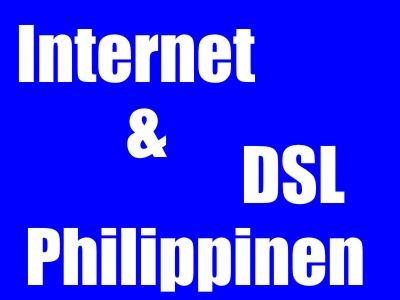 Internet & DSL Philippinen