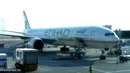 Boeing 777 der Etihad