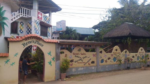 Rene's Delikatessen laden auf Bohol