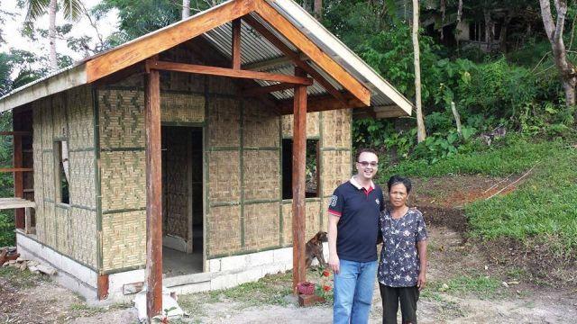 So ein Haus kostet also 32.000 Peso, rund 600 Euro.