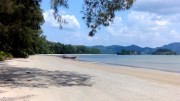 Long Beach in Krabi Thailand