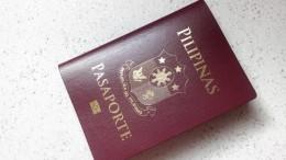 Reisepass Philippinen
