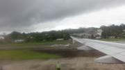 Regenwetter auf Bohol