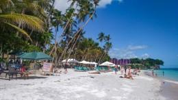Der Alona Beach auf Bohol