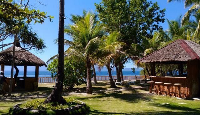 Das La Estrella Resort auf Cabilao