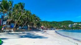 Der Bulabog Beach auf Boracay