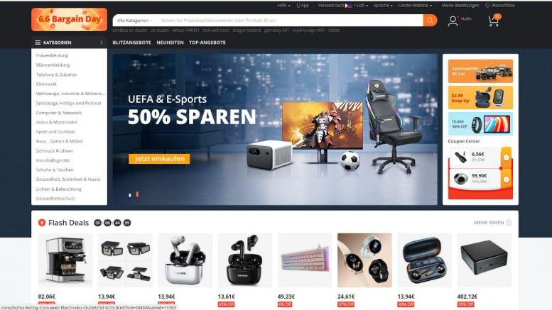Banggood Online Shopping