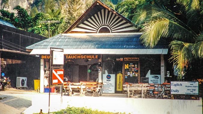 Calypso Diving | Ao Nang | Krabi