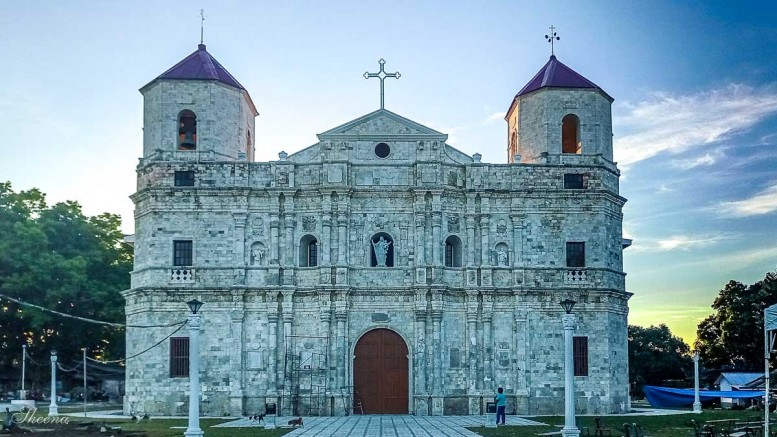Lady of Light Kirche in Loon, Bohol Philippinen